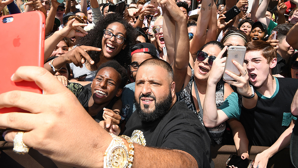DJ Khaled Activation